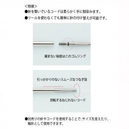 TCS-14/TCS-15_特徴